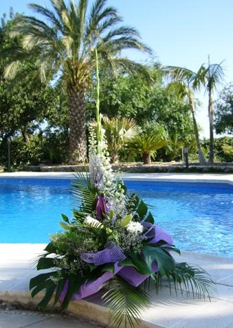 flor piscina